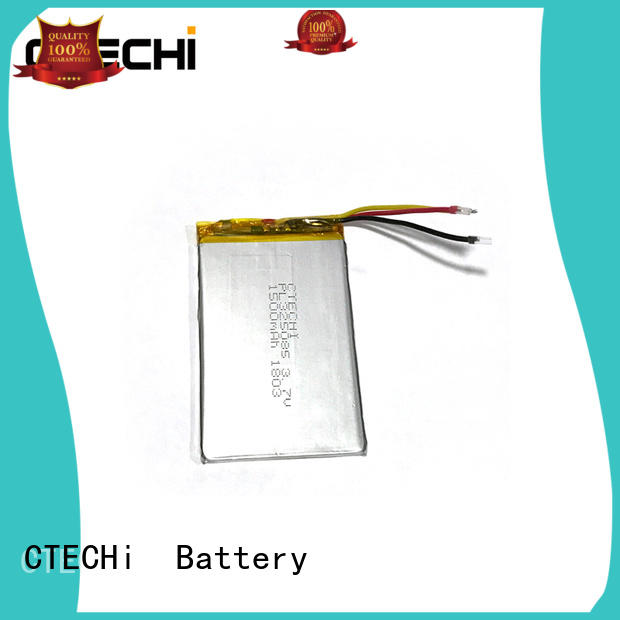 CTECHi conventional li-polymer battery series for smartphone