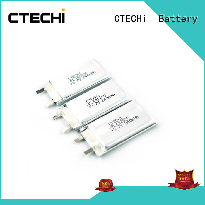 CTECHi smart polymer batterie series for phone