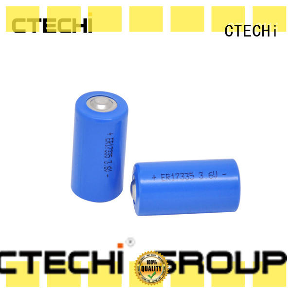 CTECHi primary batteries personalized for electronic products