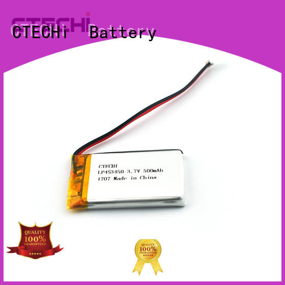 brand polymer batterie power for smartphone CTECHi