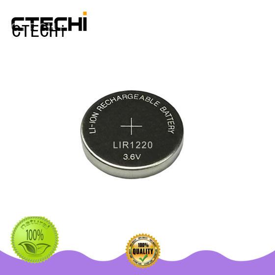 CTECHi digital rechargeable button batteries manufacturer for car key