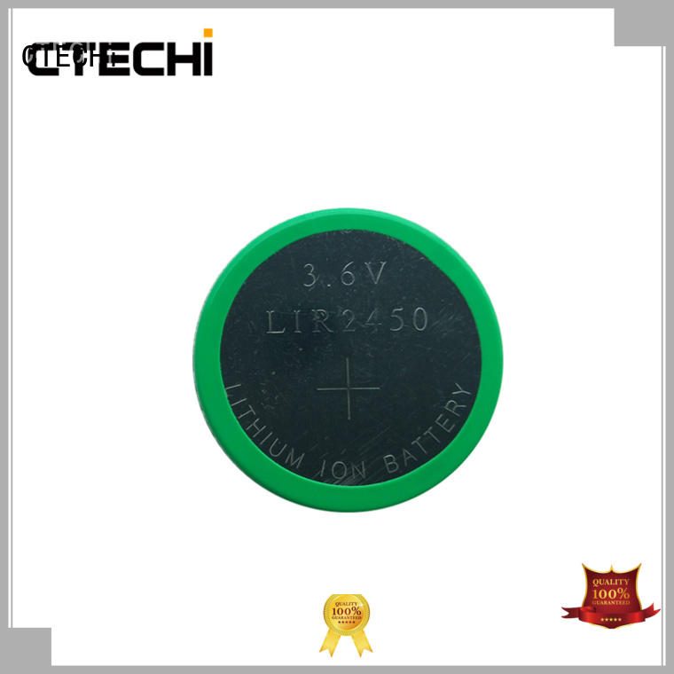 CTECHi electronic lithium button cell batteries rechargeable motherboard for household