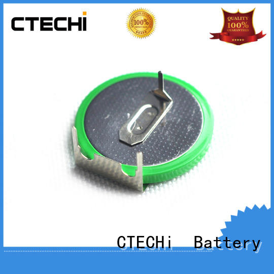 lithium button cell batteries capacity for computer CTECHi