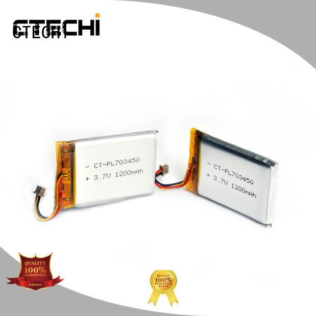 Smart tablet lithium polymer battery PL703450 3.7V
