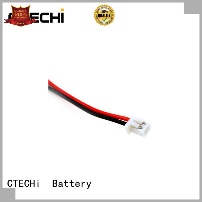 CTECHi lithium battery accessories design for manufacture