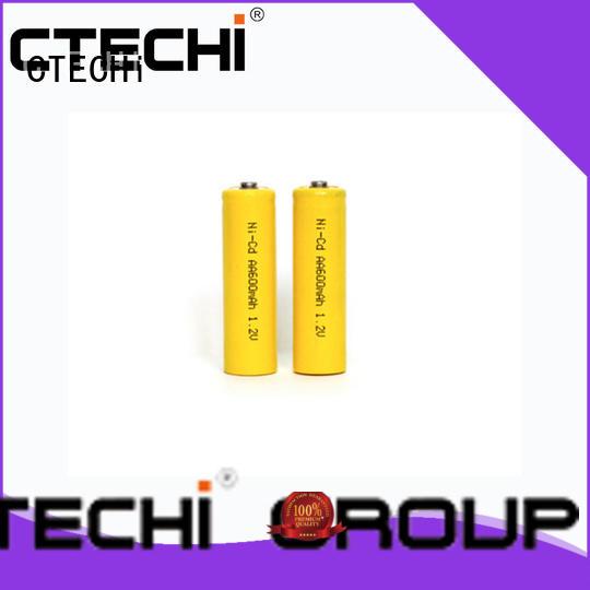CTECHi 1.2v batterie nicd manufacturer for emergency lighting