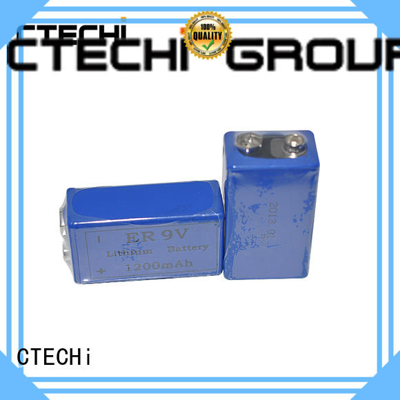 CTECHi cylindrical lithium ion rechargeable battery factory for remote controls