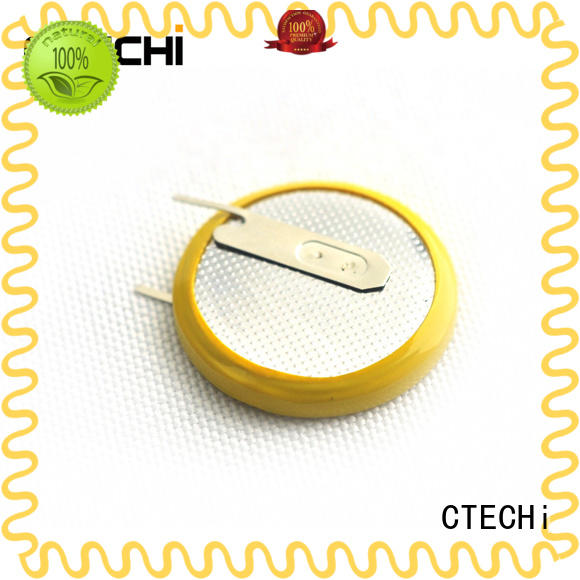 precision coin cell battery customized for laptop CTECHi