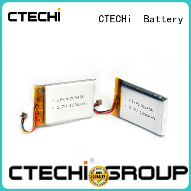 brand lithium polymer batterie supplier for phone CTECHi