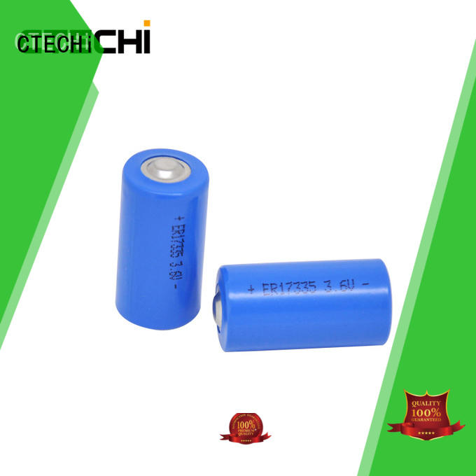 CTECHi large gas meter battery customized for remote controls