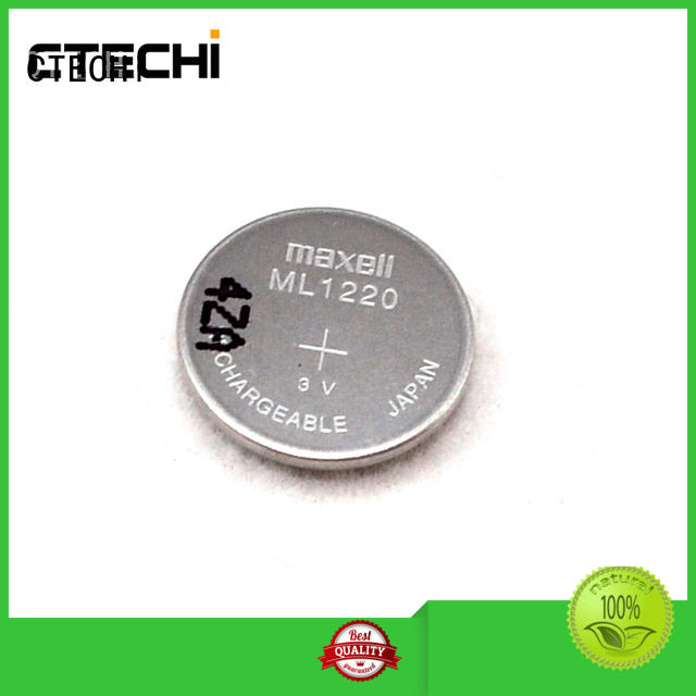 rechargeable button batteries for household CTECHi