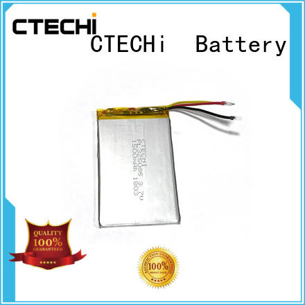 CTECHi quality polymer batterie personalized for electronics device