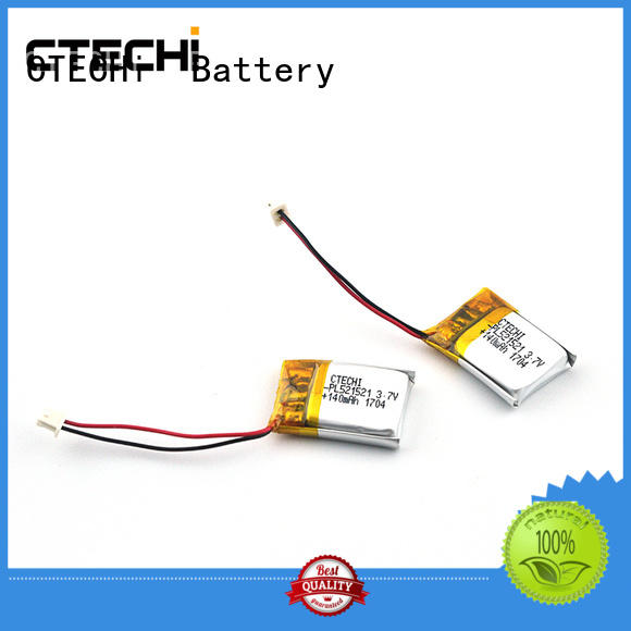 CTECHi conventional polymer battery series for