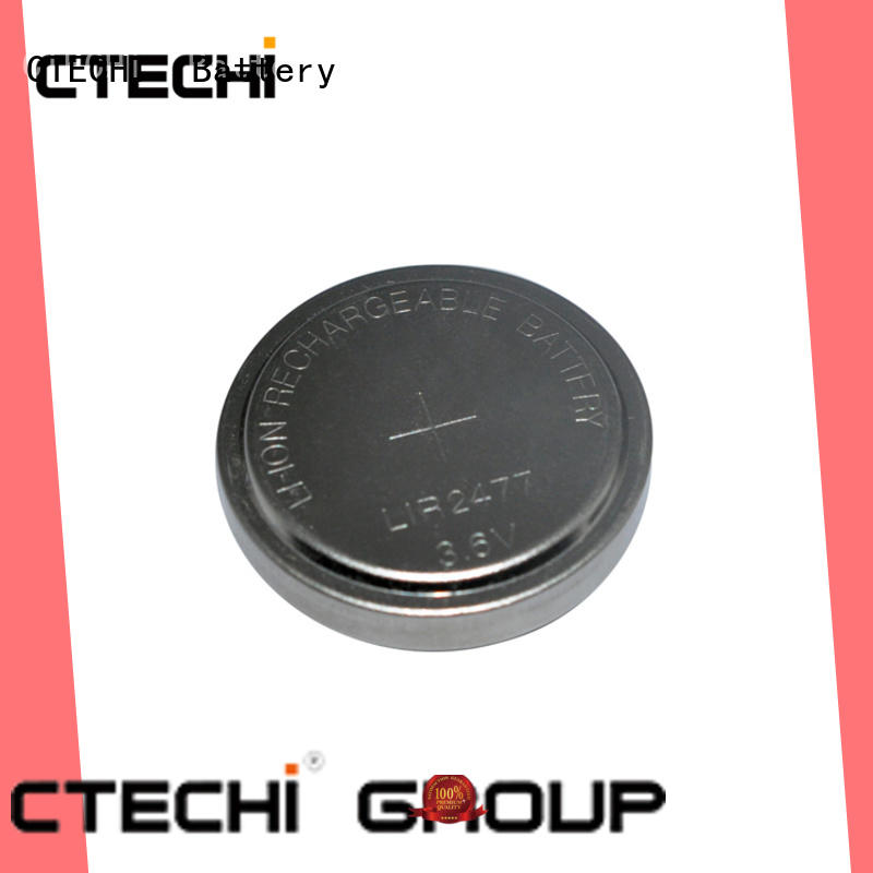 digital rechargeable button batteries manufacturer for household