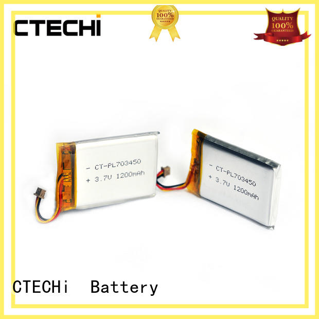 CTECHi 37v lithium polymer batterie for electronics device