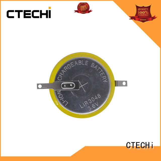 CTECHi rechargeable cell battery wholesale for watch