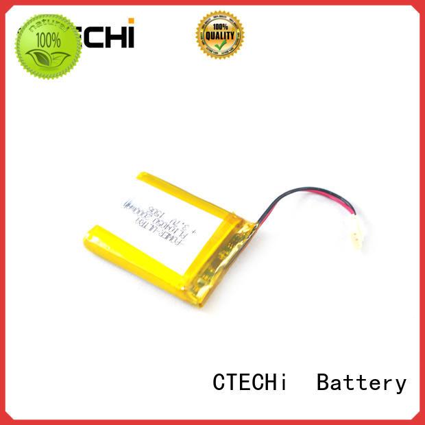 li-polymer battery capacity for smartphone CTECHi