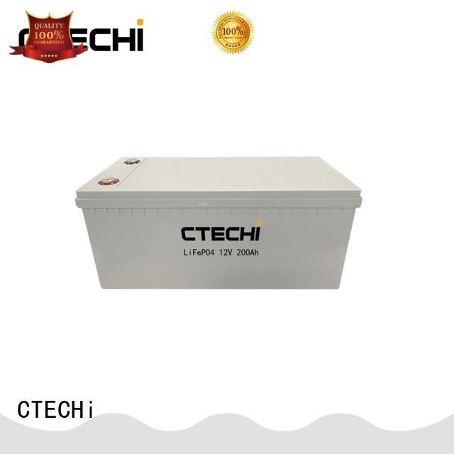 12v lifepo4 battery supplier for travel