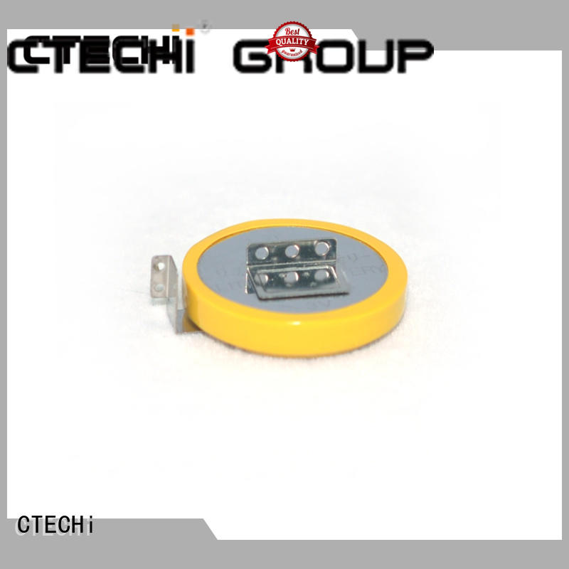 capacity coin cell battery supplier for watch
