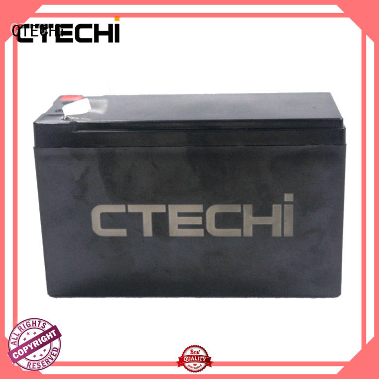 CTECHi lifepo4 battery price customized for solar energy