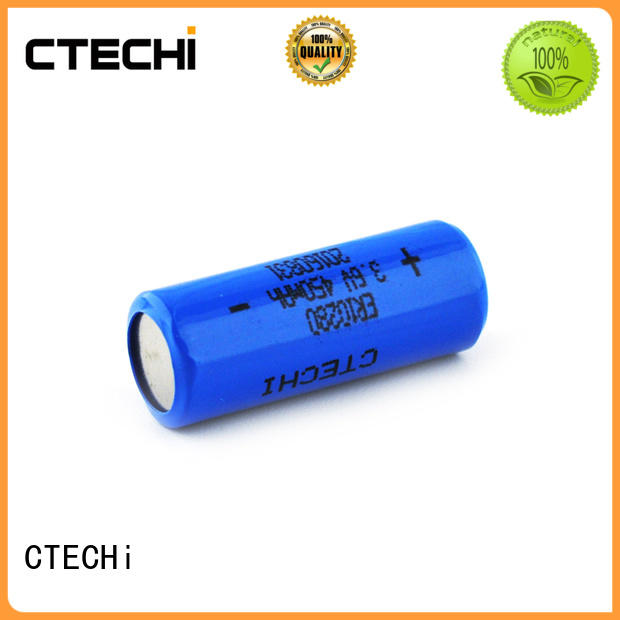 CTECHi digital gas meter battery personalized for remote controls