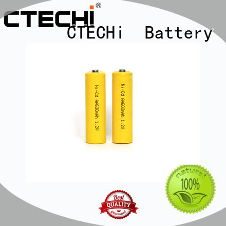 CTECHi power ni-cd battery manufacturer for payment terminals
