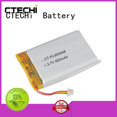CTECHi digital polymer battery soft for electronics device