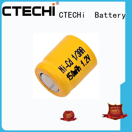 CTECHi rechargeable nicd batterie factory for vacuum cleaners