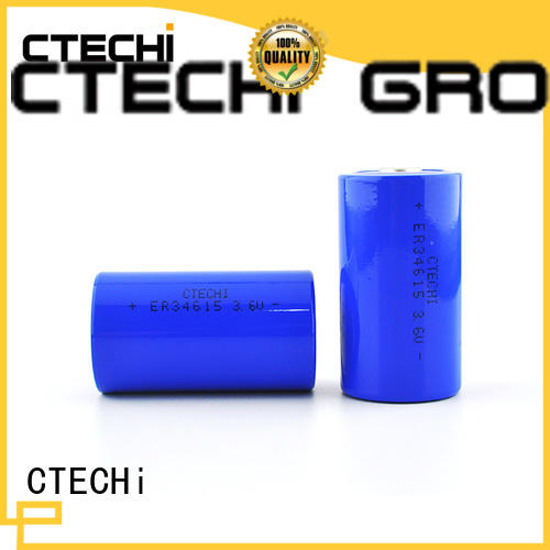 types of lithium ion batteries for electronic products CTECHi