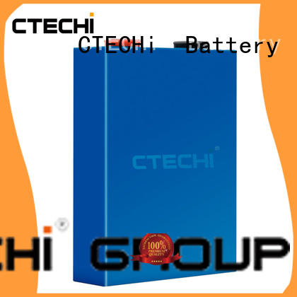 CTECHi multifunctional 24v lifepo4 battery personalized for RV