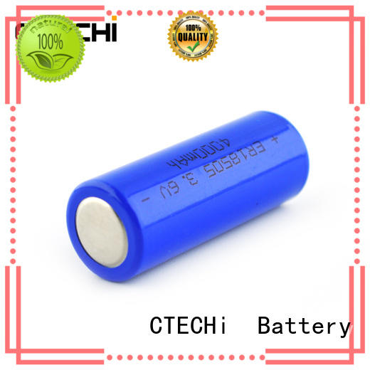 CTECHi digital high capacity lithium battery ER for remote controls