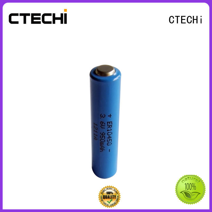 CTECHi cylindrical aaa lithium batteries customized for digital products
