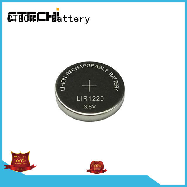 CTECHi digital rechargeable cell battery wholesale for calculator