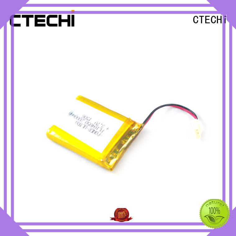 CTECHi smart polymer battery for phone