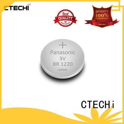 CTECHi panasonic lithium battery 3v personalized for flashlight