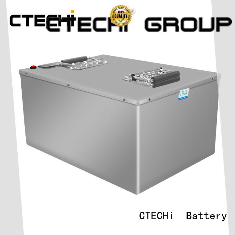 CTECHi multifunctional lifepo4 lithium battery for solar energy