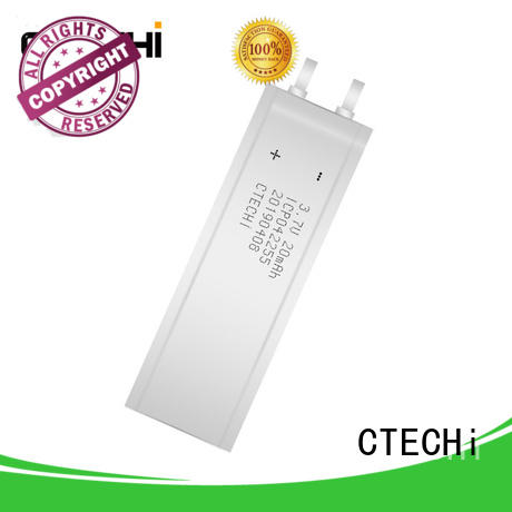CTECHi 2200mah ultra-thin battery manufacturer for factory