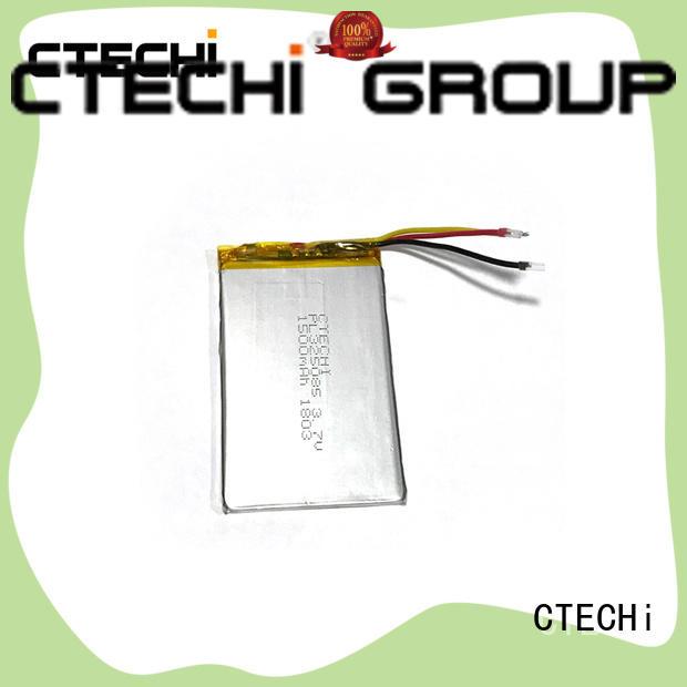 Digital electronics lithium-ion battery PL325085 3.7V