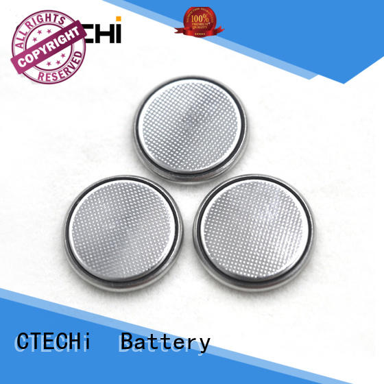 CTECHi small rechargeable coin cell factory for calculator