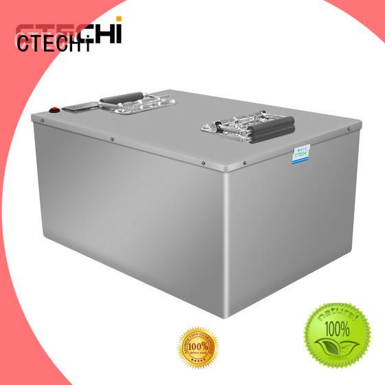storage batterie lifepo4 65ah for solar energy CTECHi