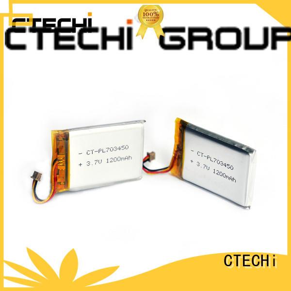 CTECHi brand li-polymer battery customized for smartphone
