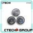 voltage rechargeable button batteries miniature for watch CTECHi