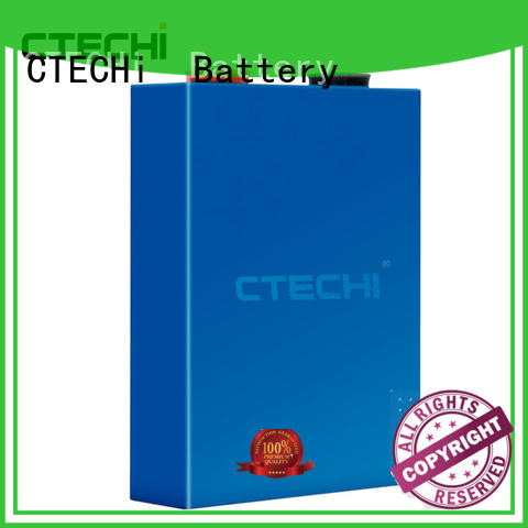 CTECHi lifepo4 battery canada series for golf car