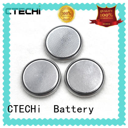 CTECHi small rechargeable button battery button for calculator
