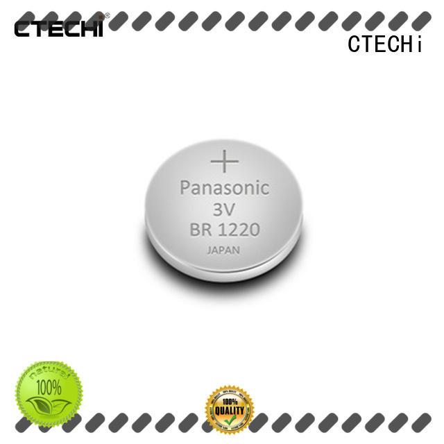CTECHi panasonic lithium battery 3v customized for robots