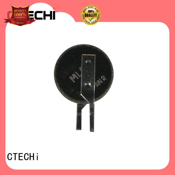 CTECHi small rechargeable coin batteries factory for household