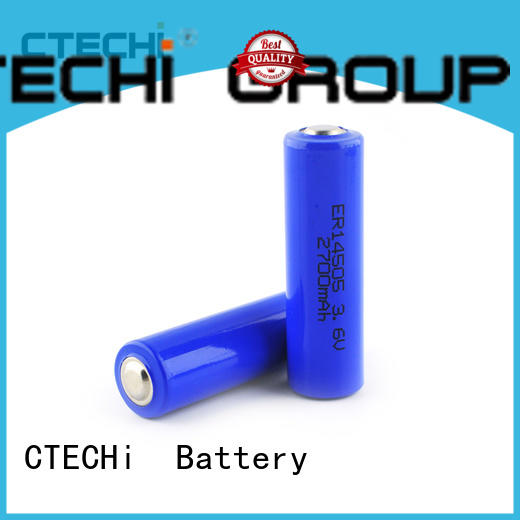 Digital product lithium primary battery ER14505