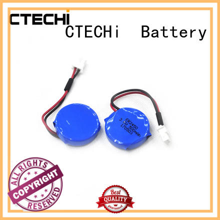CTECHi electric primary cells customized for electric toys