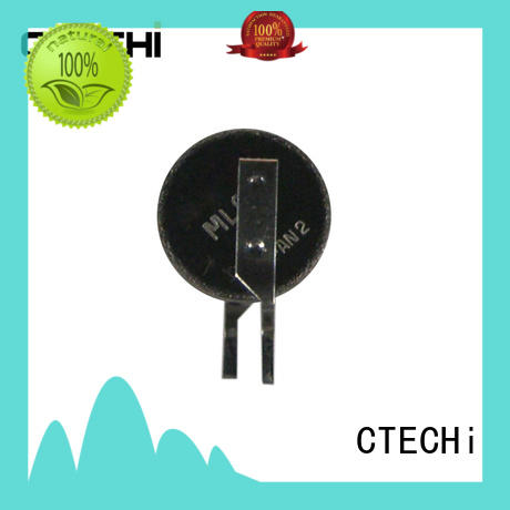 rechargeable coin cell voltage for household CTECHi