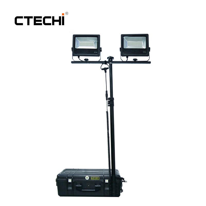CT3000 51.8V 57.2Ah Portable Power Station for Outdoor Camping Hiking